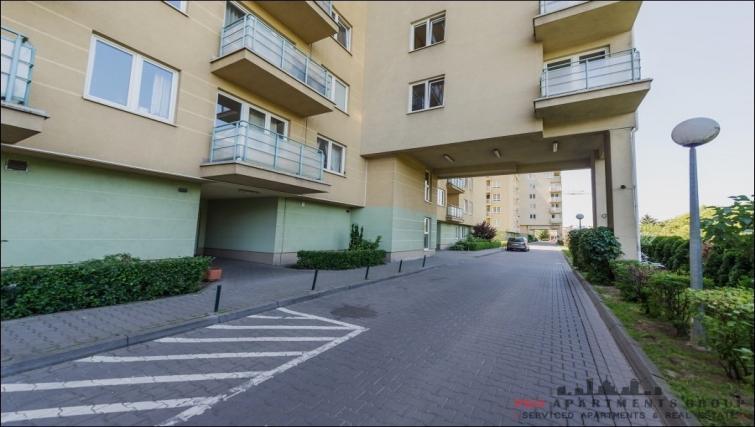 Exterior at Zelazna Brewery Apartment - Citybase Apartments