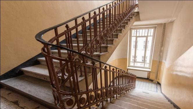 Hallway at Hoza Apartment - Citybase Apartments