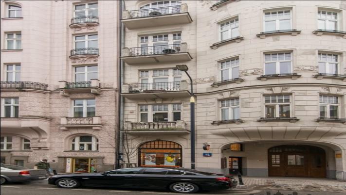 Exterior at Hoza Apartment - Citybase Apartments