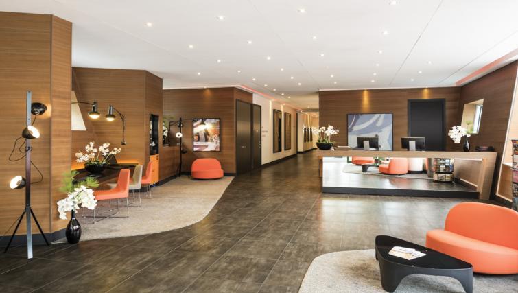 Reception at Hipark by Adagio Paris La Villette - Citybase Apartments