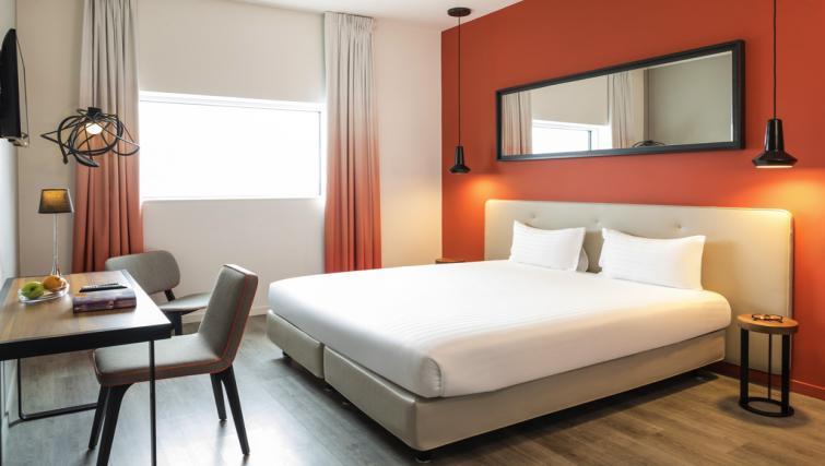 Bedroom at Hipark by Adagio Paris La Villette - Citybase Apartments