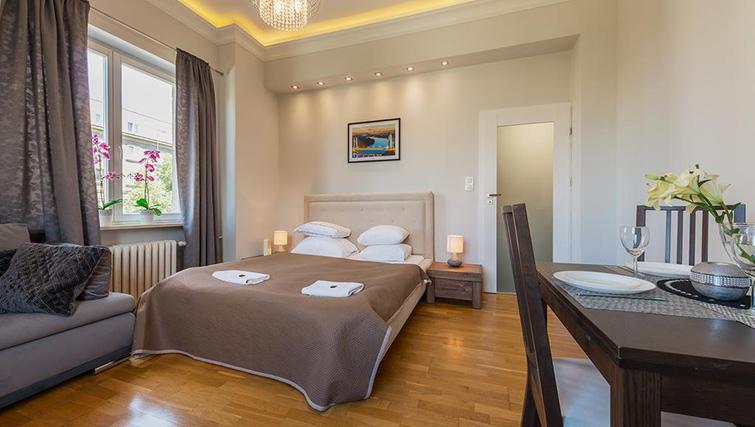Bedroom at Anderesa 2 Serviced Apartment - Citybase Apartments