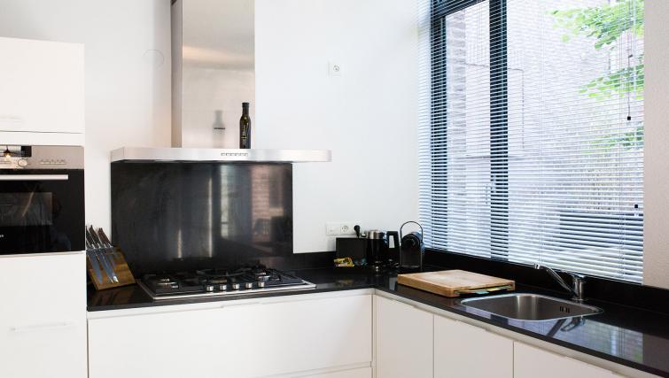Kitchen facilities at The Duke Apartments - Citybase Apartments