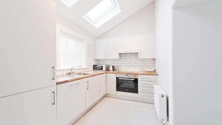 Kitchen at Thormanby Road House - Citybase Apartments