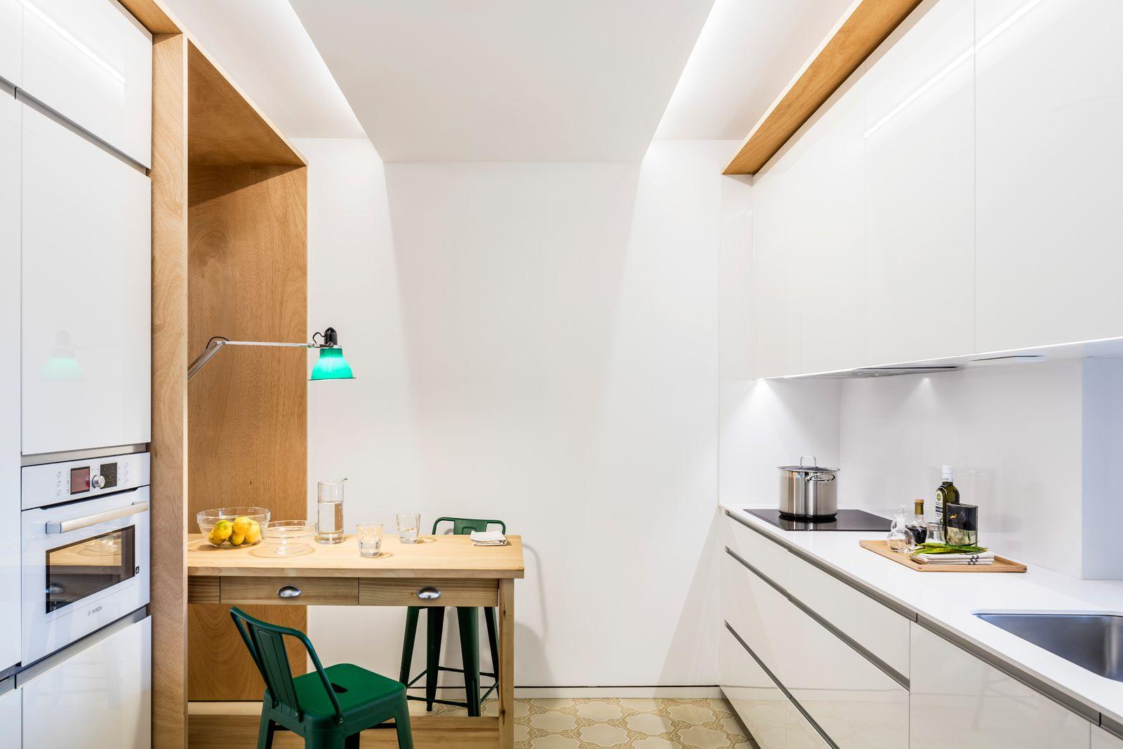 Wood at Onsider Apartments, Sarriá-Sant Gervasi, Barcelona - Citybase Apartments