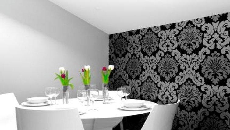 Elegant dining area at King Road Apartments - Citybase Apartments