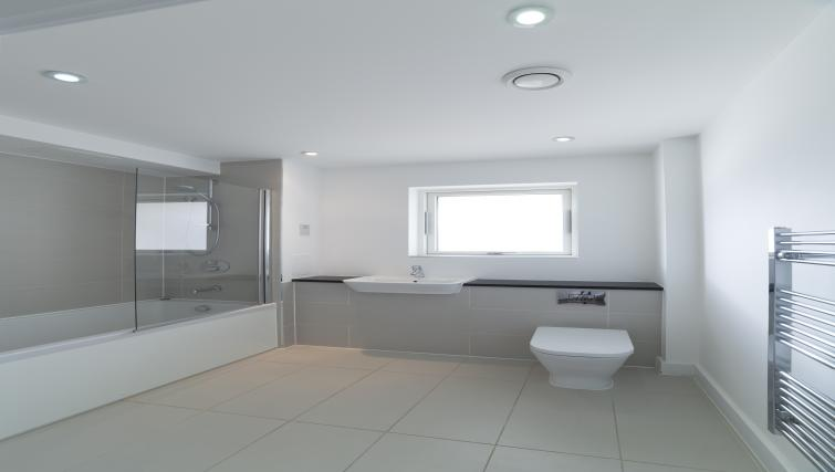 Bathroom at Tower Bridge Serviced Apartments - Citybase Apartments