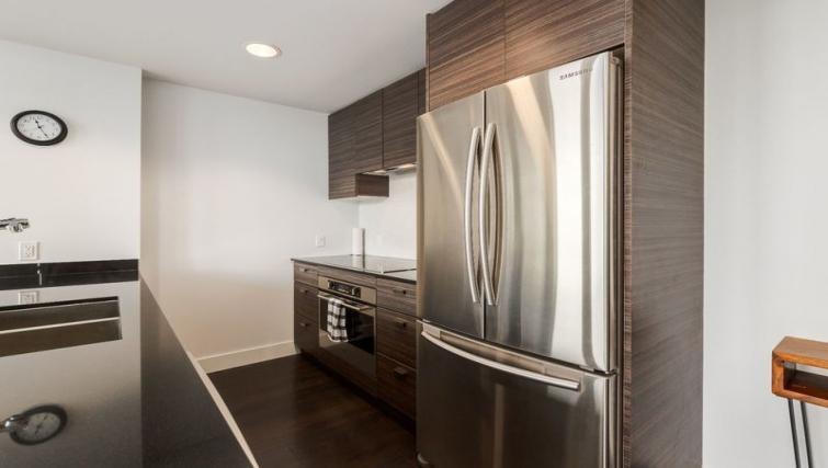 Kitchen at Drake Apartment - Citybase Apartments