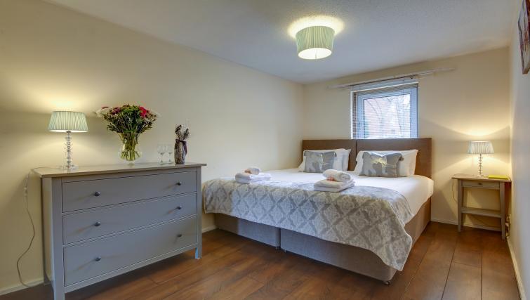 Bedroom at Azura Apartment - Citybase Apartments