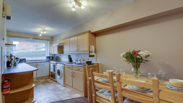 Kitchen at Azura Apartment - Citybase Apartments