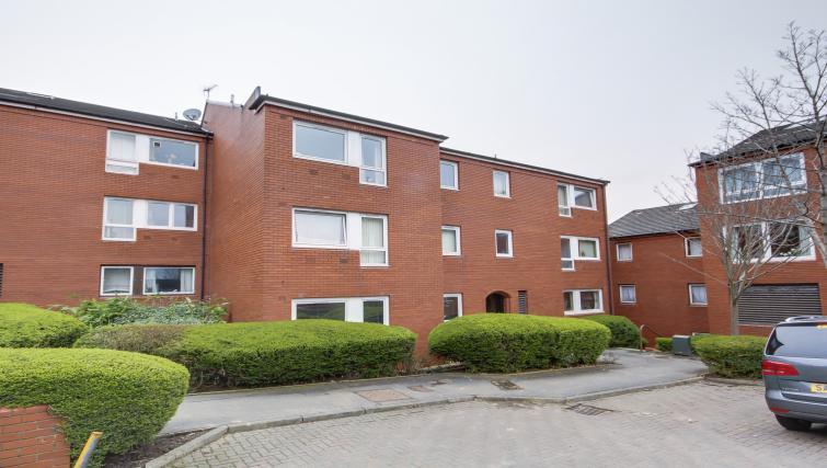Exterior at Azura Apartment - Citybase Apartments