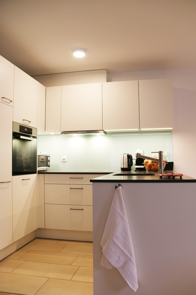 Kitchen at River Residence Apartments - Citybase Apartments