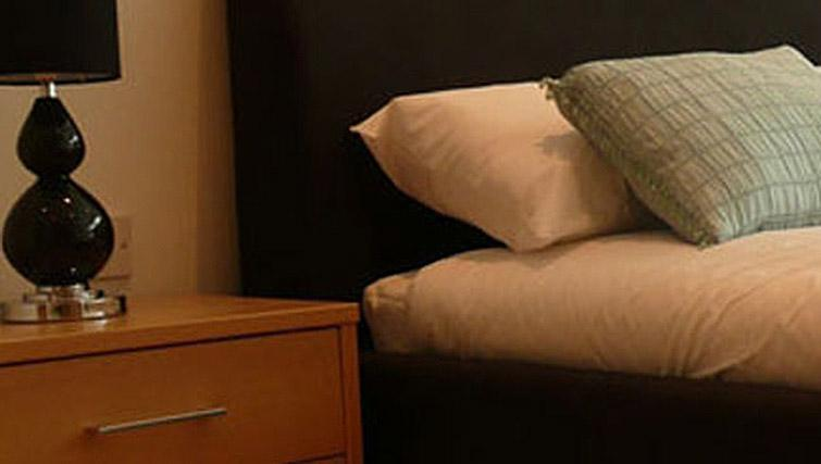 Bedroom at Quay Serviced Apartments - Citybase Apartments