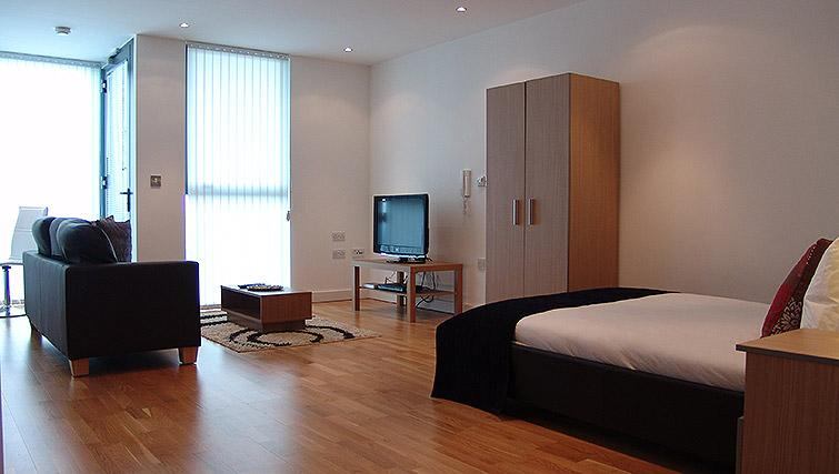 Studio at Quay Serviced Apartments - Citybase Apartments