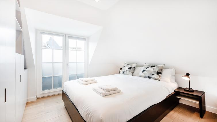 Bedroom at Floral Street Serviced Apartments - Citybase Apartments