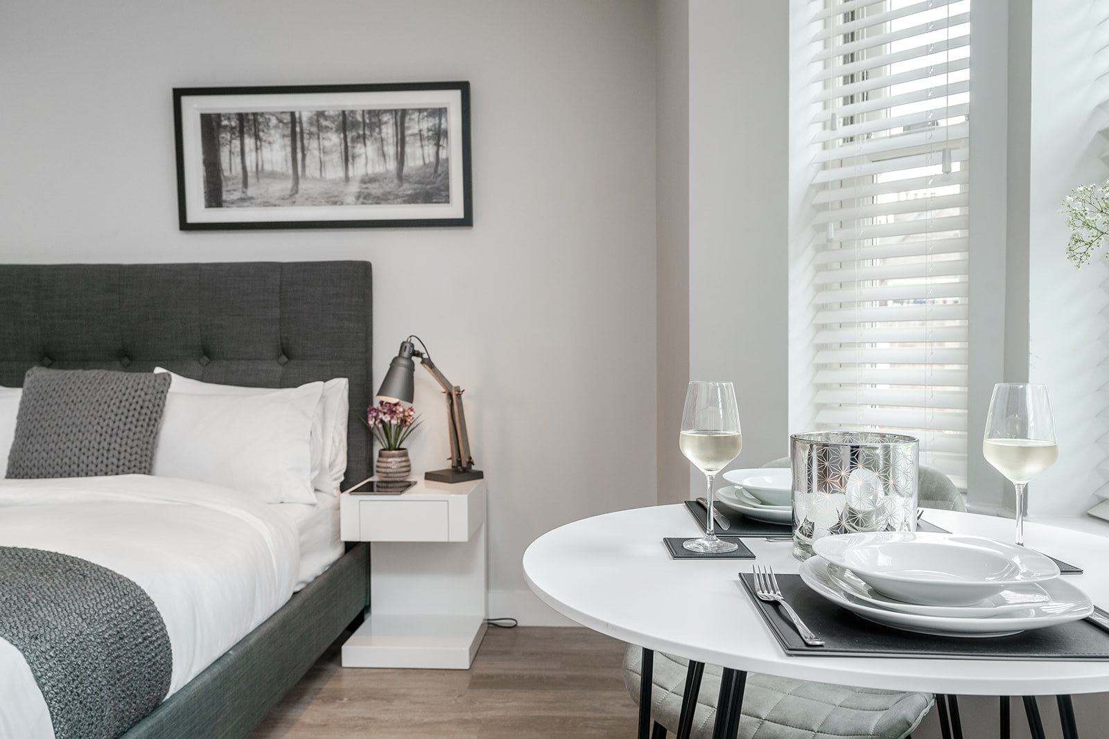 Modern Interior at Victoria Road Apartments - Citybase Apartments