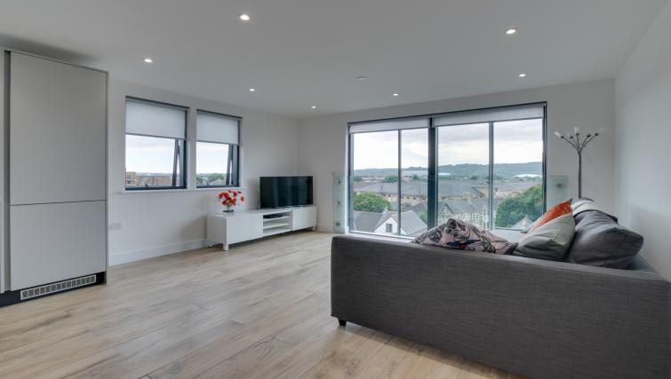 View at Pen Dinas Apartment - Citybase Apartments