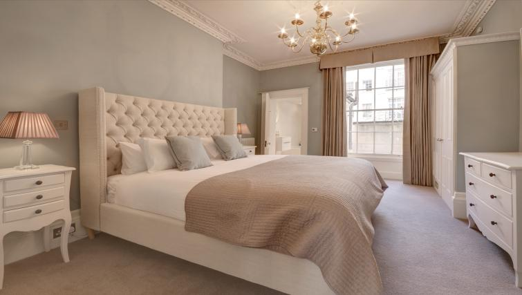 Bedroom at Montpellier Spa Road Apartment - Citybase Apartments