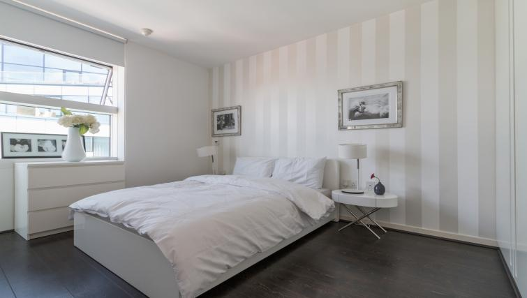 Bedroom at Canalside Living Apartments - Citybase Apartments