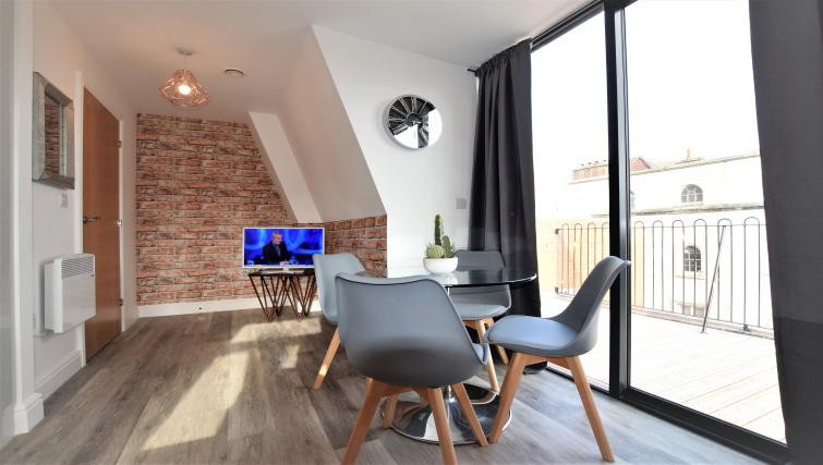 Dining table at Haven Apartments - Citybase Apartments