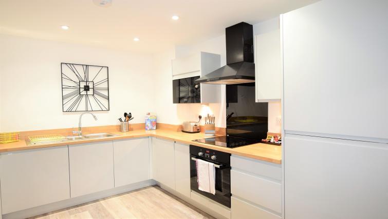 Kitchen at Haven Apartments - Citybase Apartments