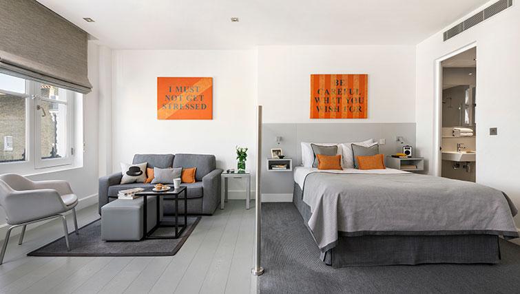 Premier studio at Templeton Place Aparthotel - Citybase Apartments