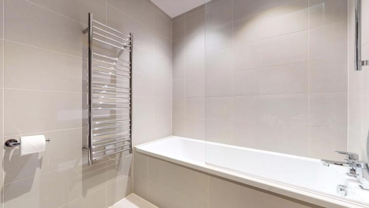 Bathroom at Lovat Lane Apartment - Citybase Apartments