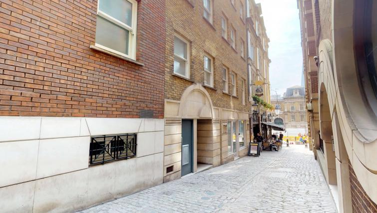 Street at Lovat Lane Apartment - Citybase Apartments