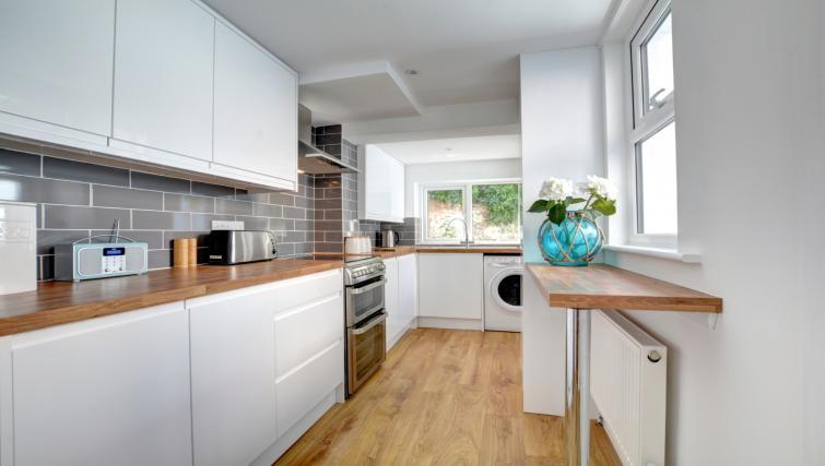 Kitchen at Cheltenham Cottage - Citybase Apartments