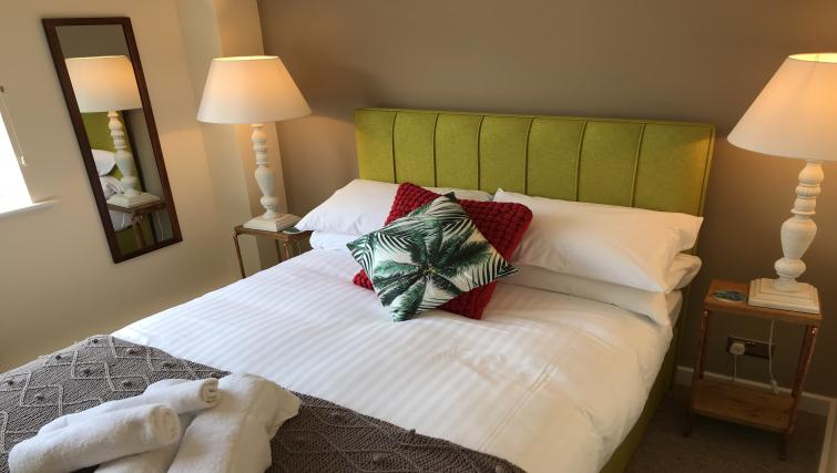 Bedroom at Oriel Suites - Citybase Apartments