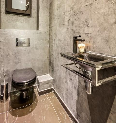 Bathroom at Villa Jocelyn - Citybase Apartments