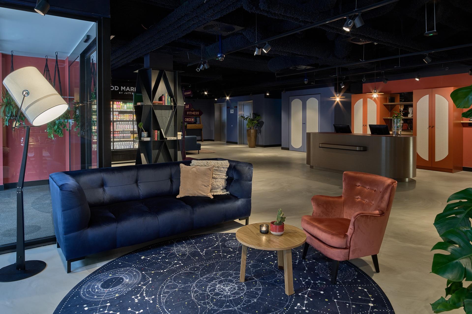Reception at The Garden Apartments, Amstelveen, Amsterdam - Citybase Apartments