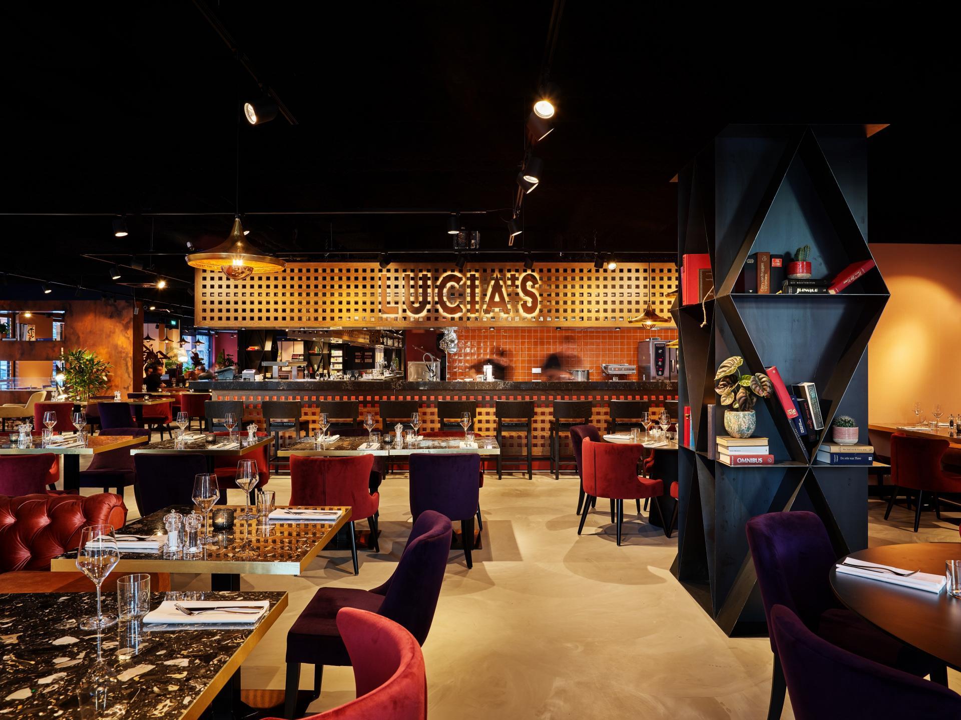 Restaurant at The Garden Apartments, Amstelveen, Amsterdam - Citybase Apartments