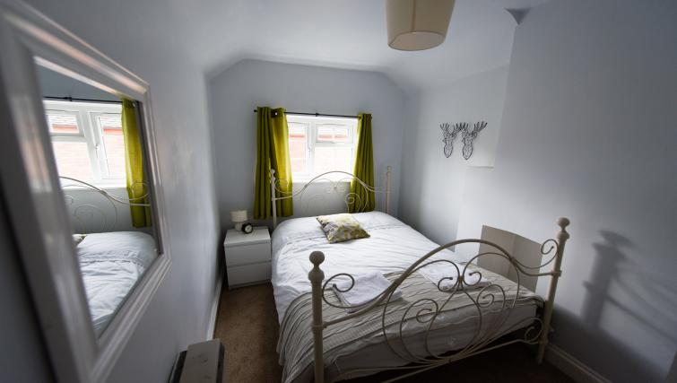 Bedroom at Romsey Road Serviced Apartment - Citybase Apartments