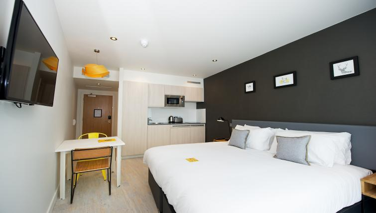 Studio room at Staycity Liverpool Waterfront - Citybase Apartments