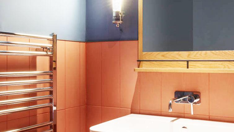 Sink at Whitworth Locke Apartments - Citybase Apartments