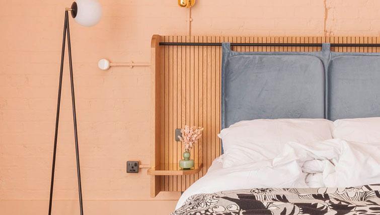 Bedroom at Whitworth Locke Apartments - Citybase Apartments