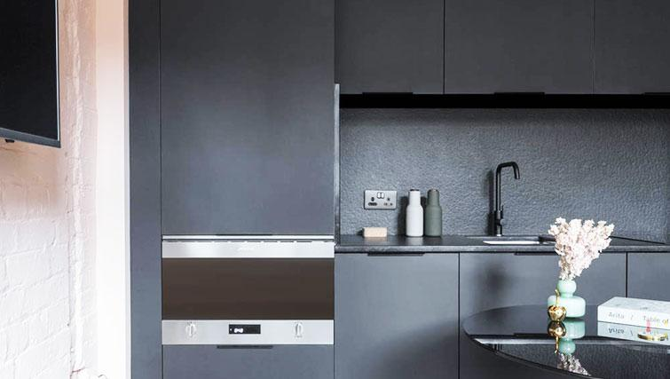 Kitchen at Whitworth Locke Apartments - Citybase Apartments