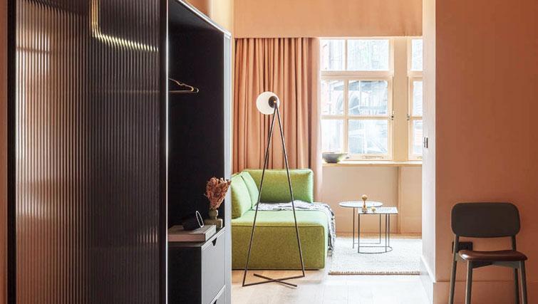 Bright room at Whitworth Locke Apartments - Citybase Apartments