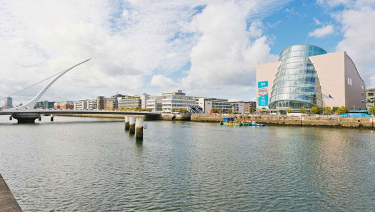 Dublin town at Riverside Quay Apartments - Citybase Apartments