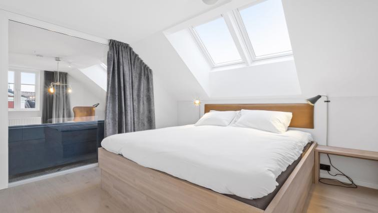 Bedroom at Verksgata Apartments - Citybase Apartments