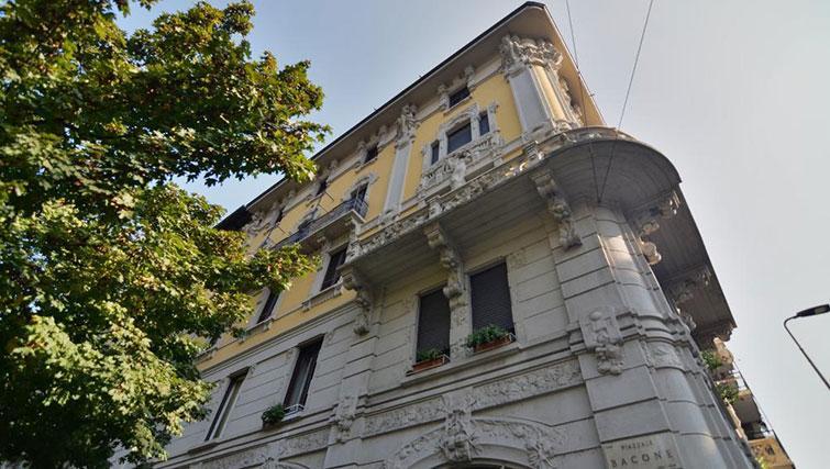 Exterior at Bacone Liberty Diana - Citybase Apartments