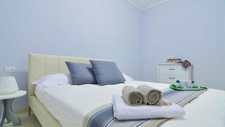 Bedroom at Bacone Liberty Diana - Citybase Apartments