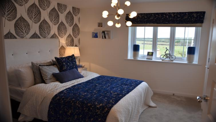 Bedroom at Birchover Hollygate Apartments - Citybase Apartments