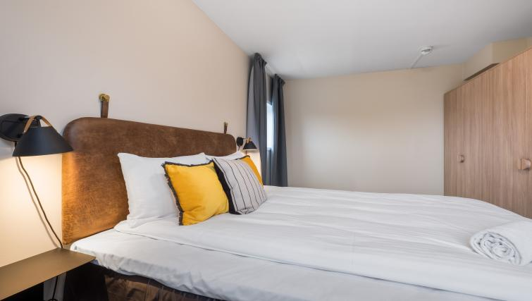 Bedroom at Lagårdsveien 61 Serviced Apartments - Citybase Apartments