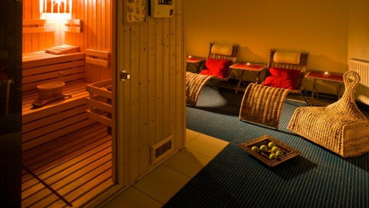 Tranquil sauna at Mamaison Residence Sulekova - Citybase Apartments