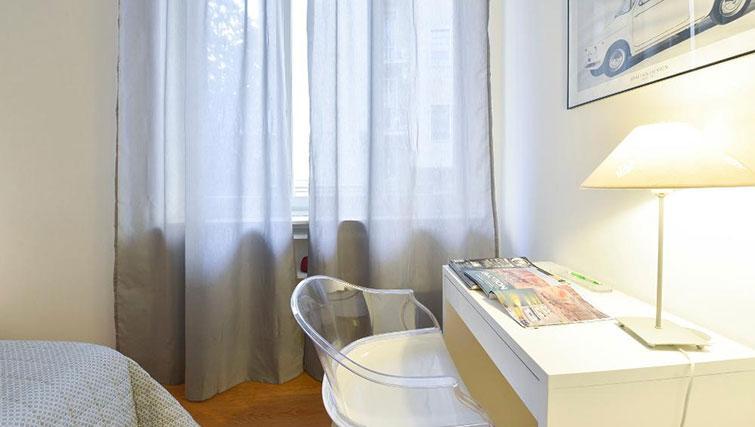 Desk at Moscova Apartment - Citybase Apartments