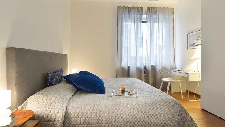 Bedroom at Moscova Apartment - Citybase Apartments