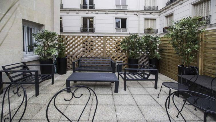 Terrace at Saint Lazare Apartments - Citybase Apartments