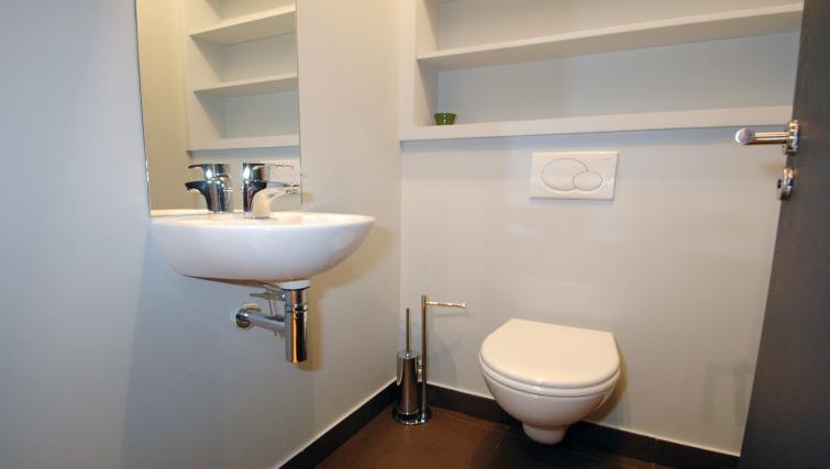 WC at Drouots Apartments - Citybase Apartments